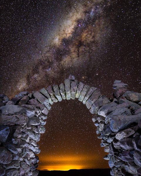 Pachatata Milky Way