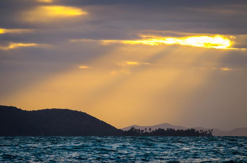 Puerto Rican Sunrise