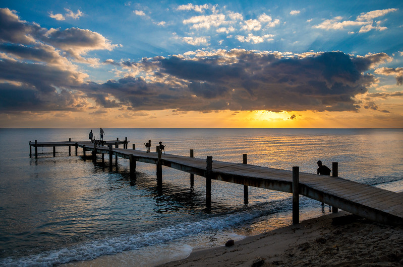 Yucatan Sunrise