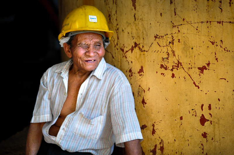 Sugar Factory Worker