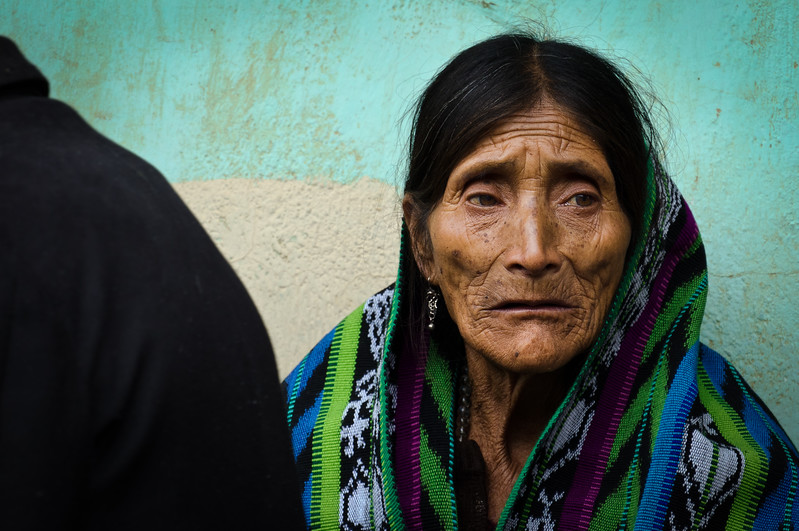 Face of the Maya