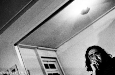 Cacaso, poeta, 1984