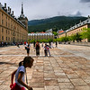 Arredores do Palácio de El Escorial