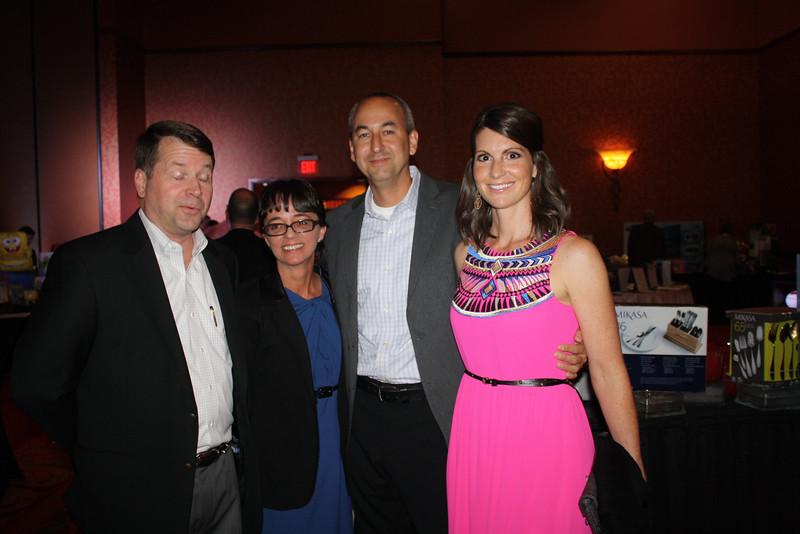 David & Christine Chelette, John & Kristin Kuhlow2
