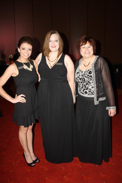 Casey Shelor, Mischelyn Klingaman, Teresa Beeson
