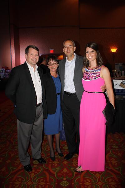 David & Christine Chelette, John & Kristin Kuhlow