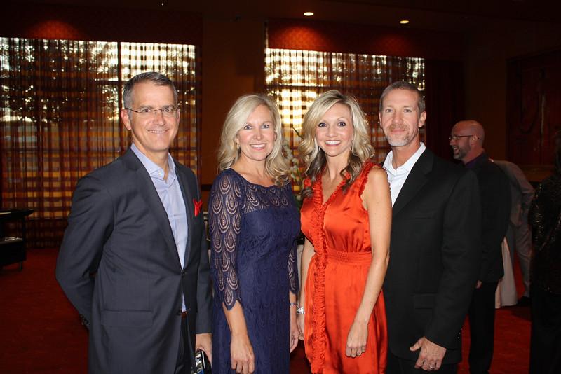 Blake & Beth Hanley, Sherri & Scott Primm
