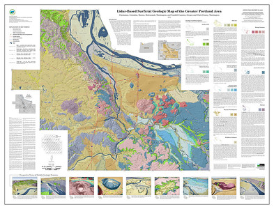 Lidar-based Surficial Geologic Map and Database of the Greater Portland Area http://www.oregongeology.org/pubs/ofr/p-O-12-02.htm