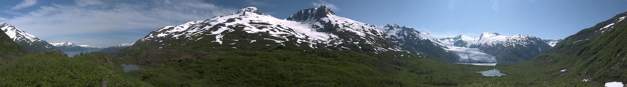 Whittier to Portage Glacier Alaska