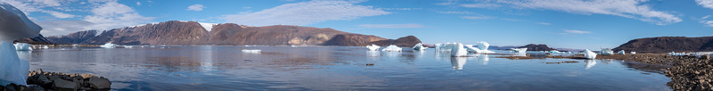 Reflections of Thorvald Peninsula