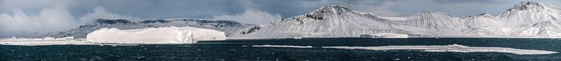 Herbert Sound Ice Ross Island