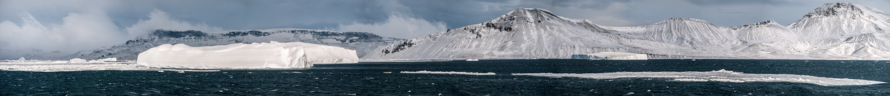 Herbert Sound Ice Ross Island
