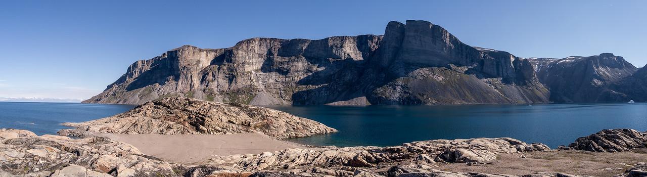 Cape Knud Rochee Mountainee