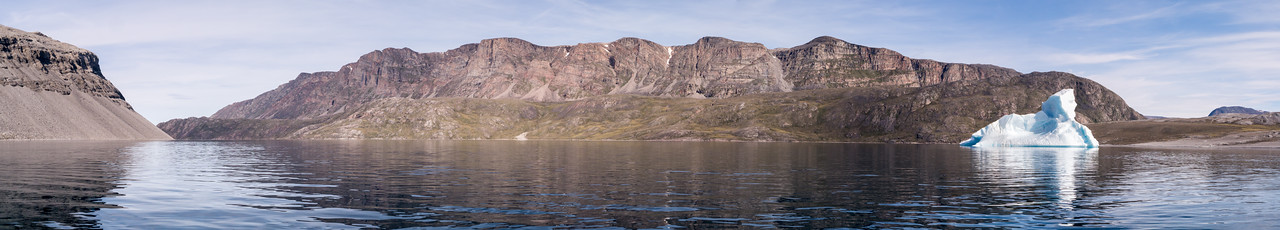 Curry Island and the Iceberg