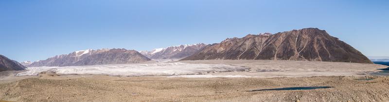 Sermilik glacier Bylot