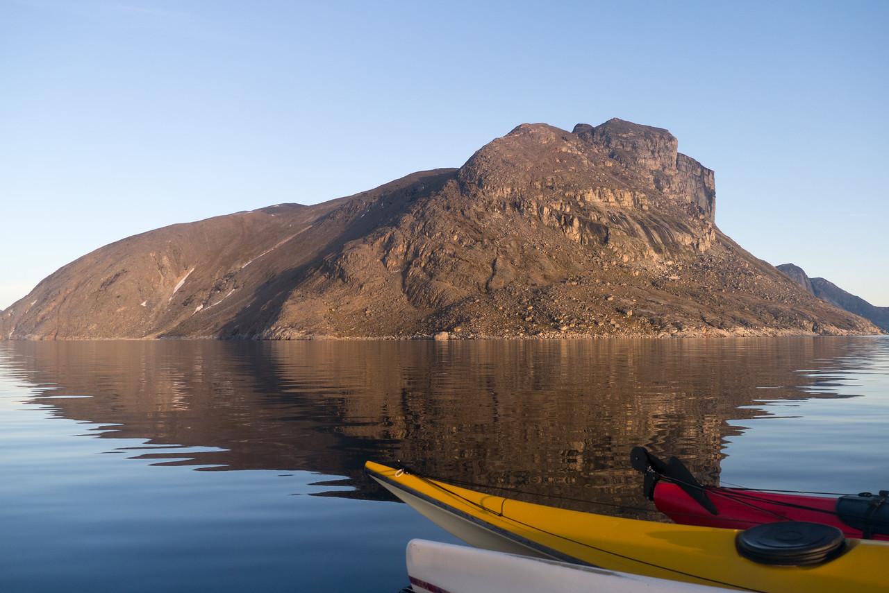 Cape Knudsen Baffin Island