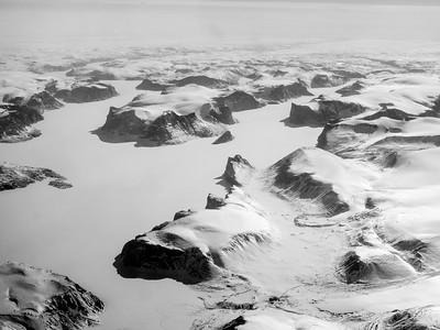 Fjords of Baffin Island