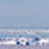 Sea Ice off the Floe Edge Baffin Bay