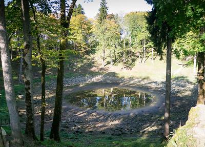 Kaali meteorite craters