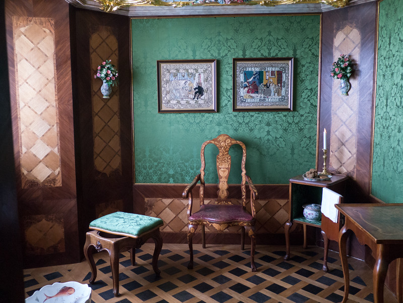 Runsdale Palace Commode