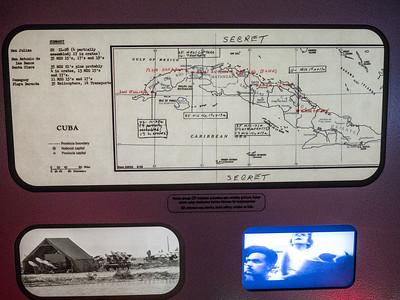 PLOKSTINE MISSILE BASE. MUSEUM OF COLD WAR