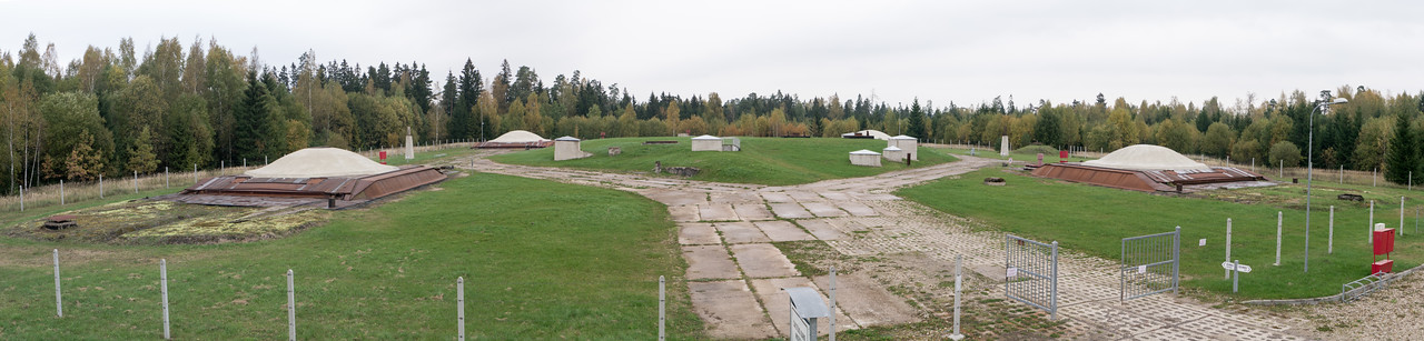 PLOKSTINE MISSILE BASE. MUSEUM OF COLD WAR