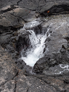 Blow Hole draining