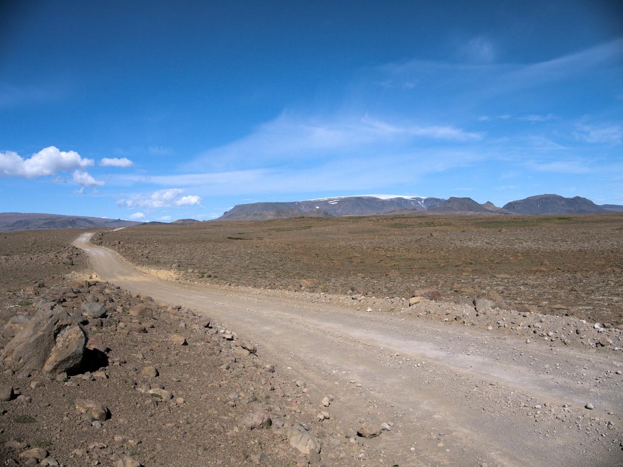 Pinvallenvatn to Borgornes HIgh Desert