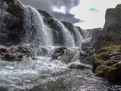 Víðidalsvegur, Iceland