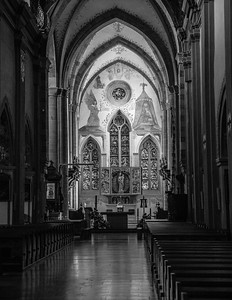 Cistercian Abbey - Krakow