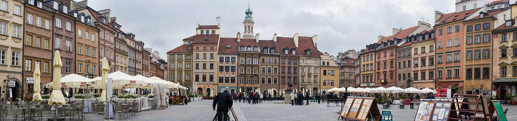 Warsaw, Old Town Square