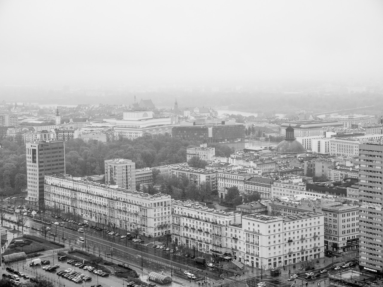 Warsaw From Communism to Capitalism