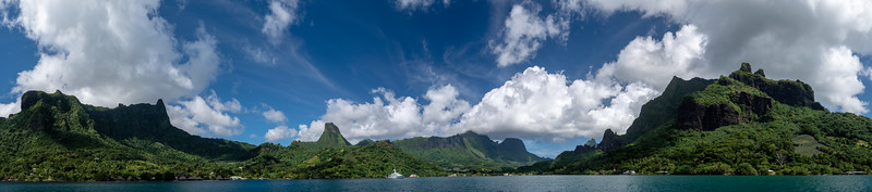 Cook Bay - Moorea