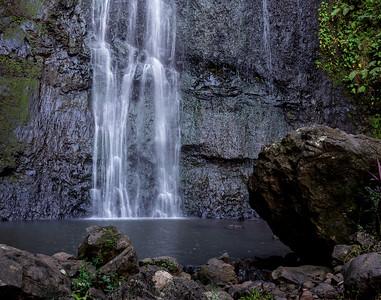 Afareaitu Waterfall, Hike Moorea FP