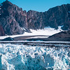 Moraines Mountains and Ice