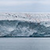 Pure Ice Nordaustlandet Glacier Brasvellbreen Arm