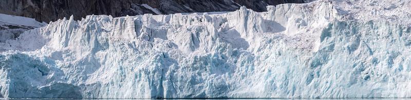 Fugelsongen Glacier Wall