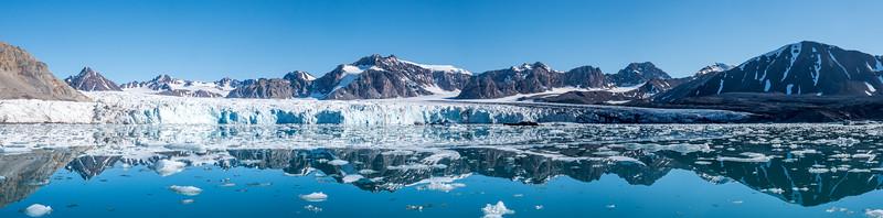 14th of July Glacier Svalbard