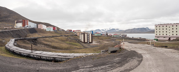 Barentsburg, Svalbard