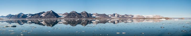 Kings Bay Near Ny-ålesund,