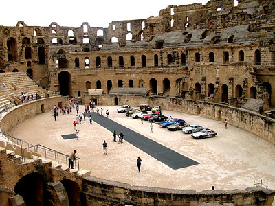El Djem Road Rally