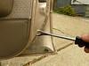 Door panel clip removal tool