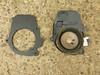 "Speaker adapter plate from   <a href=""http://www.car-speaker-adapters.com/items.php?id=SAK090""> Car-Speaker-Adapters.com</a>   compared to OEM speaker and mounting pod"