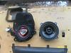 Comparison:<br /> Left: Old aftermarket speaker and factory pod<br /> Right: New aftermarket speaker