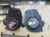 """Comparison: <br> Left: Old aftermarket speaker and factory pod <br> Right: New aftermarket speaker and speaker adapter plate  from  <a href=""""http://www.car-speaker-adapters.com/items.php?id=SAK090""""> Car-Speaker-Adapters.com</a> (rear view)"""