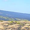 Lava Flows on Kilauea Panorama
