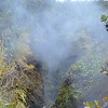 Steam-emitting Vent on Kilauea
