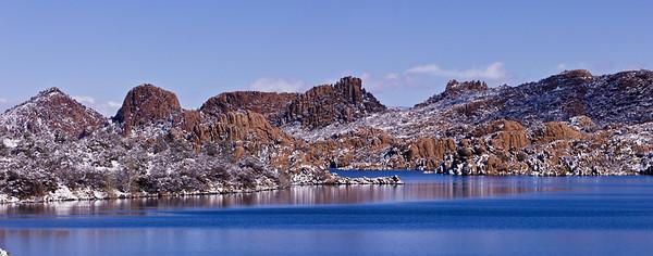 Watson Lake - Pano 27-Feb-2011