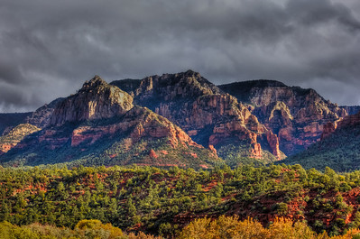 Sedona Red Rocks Vista