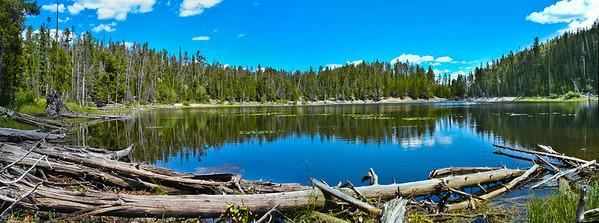 Hidden Lakes - Colorado